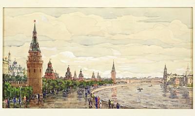 Porderenkof-Moscow-1958