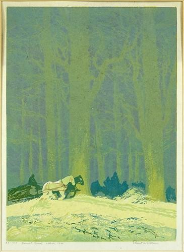 Ernest W. Watson-Forest Road-