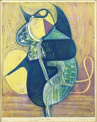 J Sylcor - Extrait Des Totems-1964