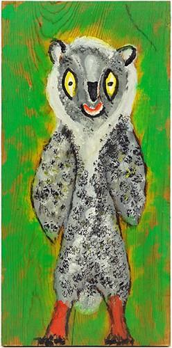 William Dawson-Owl-1989
