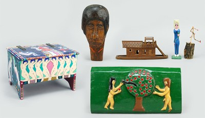 A Collection of Folk Art-1991