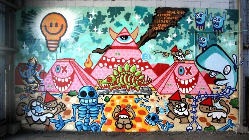 mural cha