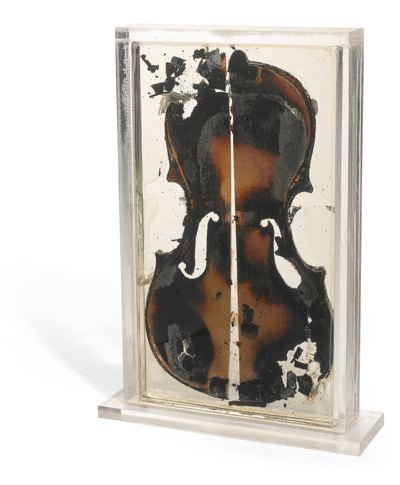 Arman-The Last Violin (Le Dernier Petit Violon)-1977