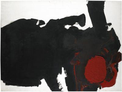 Luis Feito-Untitled-1964