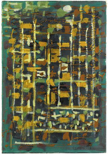 Roger Bissiere-Untitled-1958