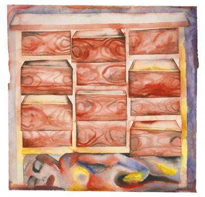Francesco Clemente-Inside-2002