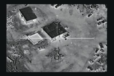 Christoph Buchel-Ac-130 Gunship Targeting Video (Afghanistan 12/6/2002)-2004