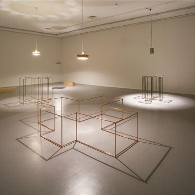 Leonor Antunes-Duplicate: Modo De Usar 7-11 (How To Use 7-11)-2005
