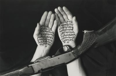 Shirin Neshat-Stories Of Martyrdom (From Women Of Allah)-1995