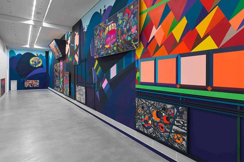 Franz Ackermann - Berlinische Galerie Museum of Modern Art