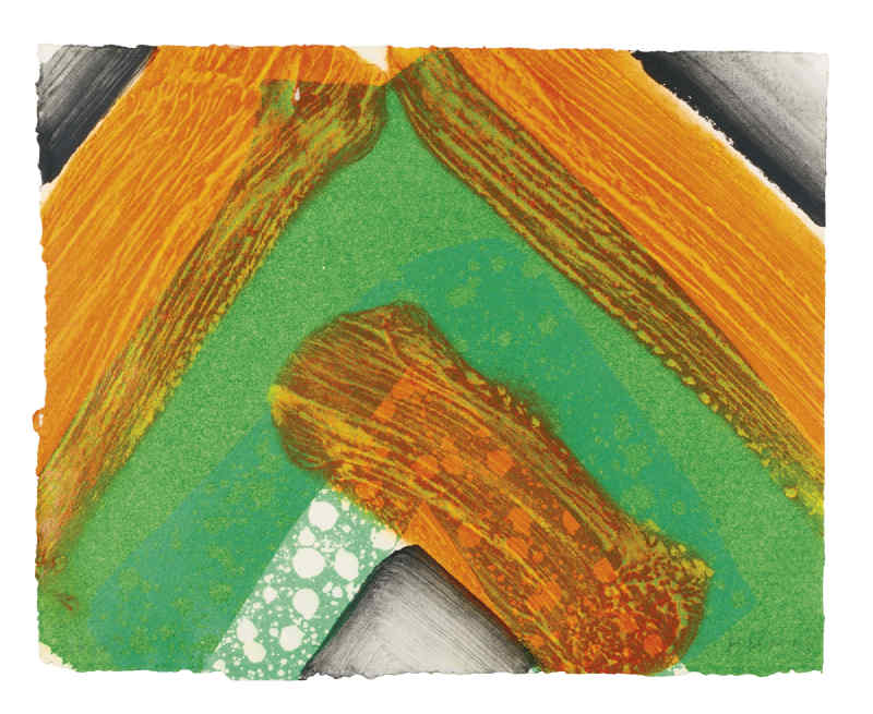 Howard Hodgkin-You Again (Heenk 104)-2002