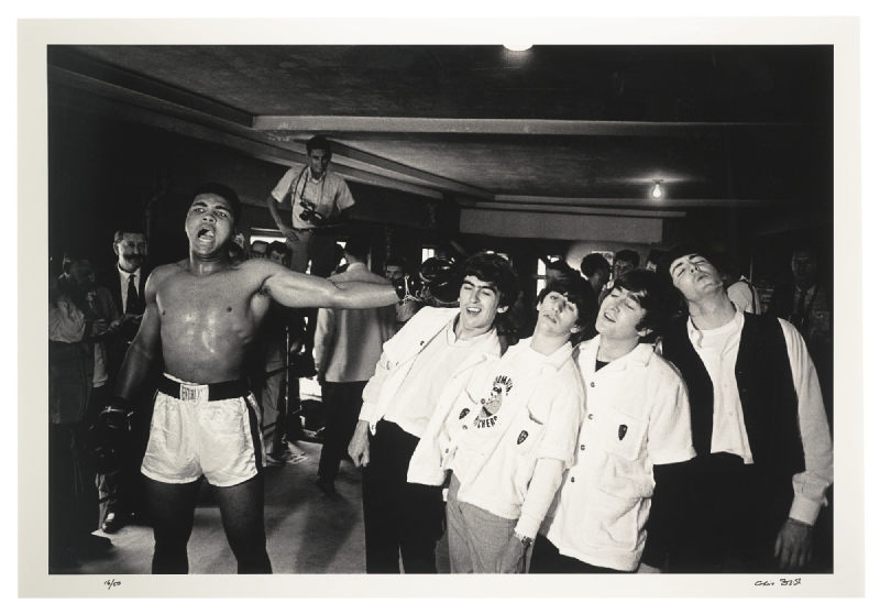 Chris Smith-Ali Versus The Beatles-1964