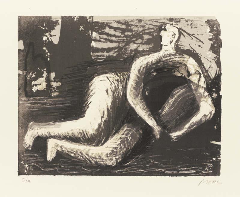 Henry Moore-Adam (C. 574)-1980
