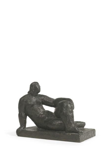 Frank Dobson-Reclining Nude-1940