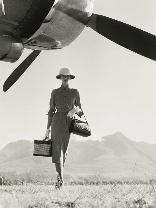 Norman Parkinson-The Art Of Travel, Vogue-1951