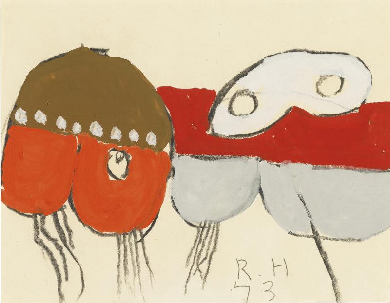 Roger Hilton-Untitled-1973