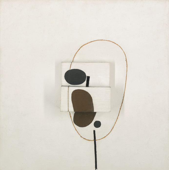 Victor Pasmore-Relief Painting-1973