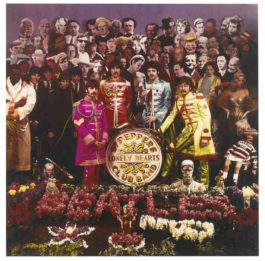Michael Cooper-Sgt. Pepper's Lonely Hearts Club Band Cover, Outtakes-1967