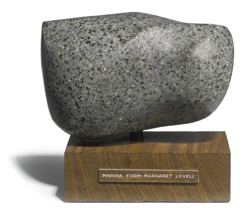 Margaret Lovell-Marina Form-1968