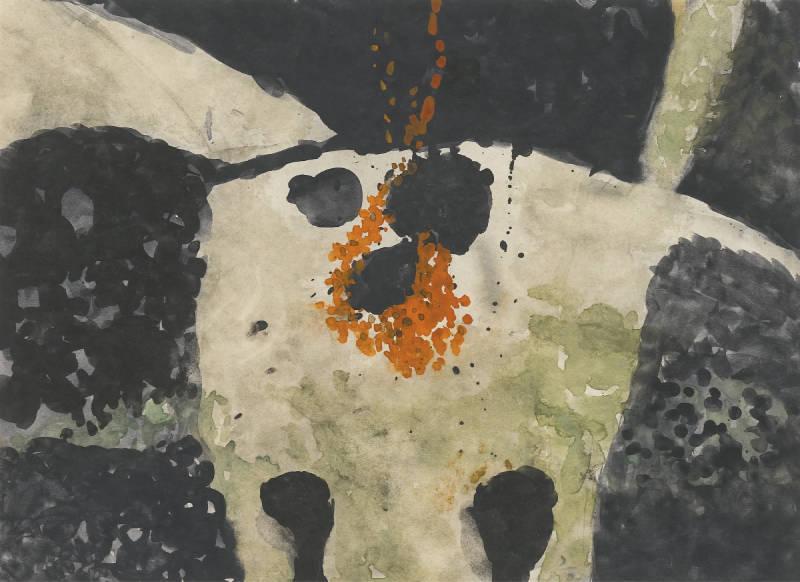 William Scott-Untitled-1960