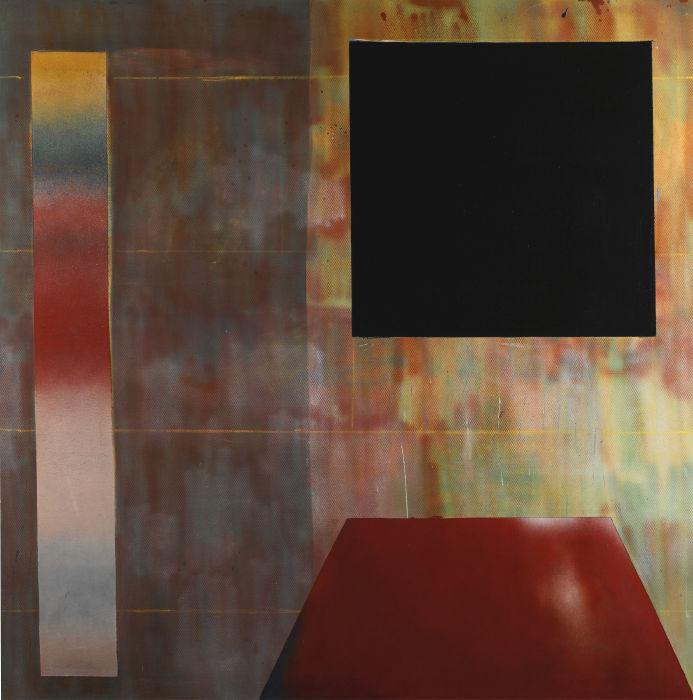 John Walker-Tense II-
