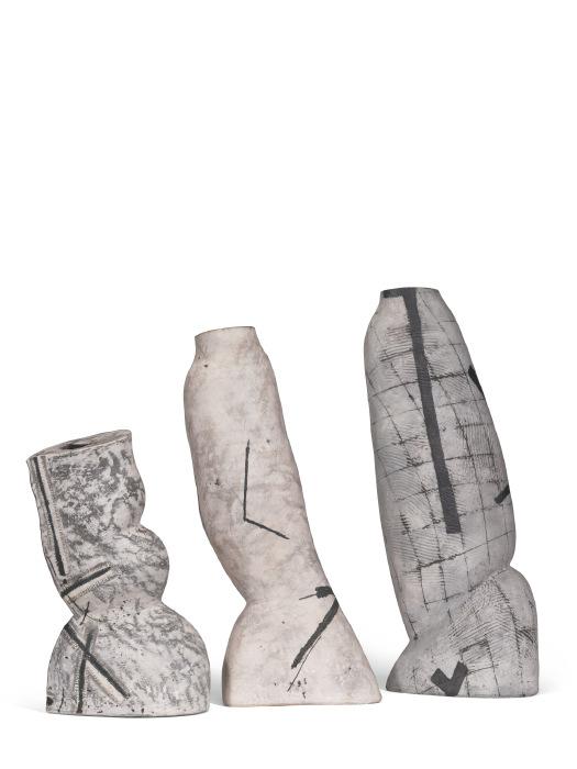 Gordon Baldwin-Three 'Monad' Forms-1988