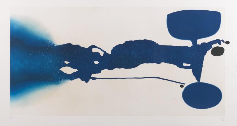 Victor Pasmore-Stromboli (L. G10; Thames & Hudson 85)-1980