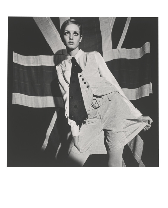 Terence Donovan-Twiggy-1966