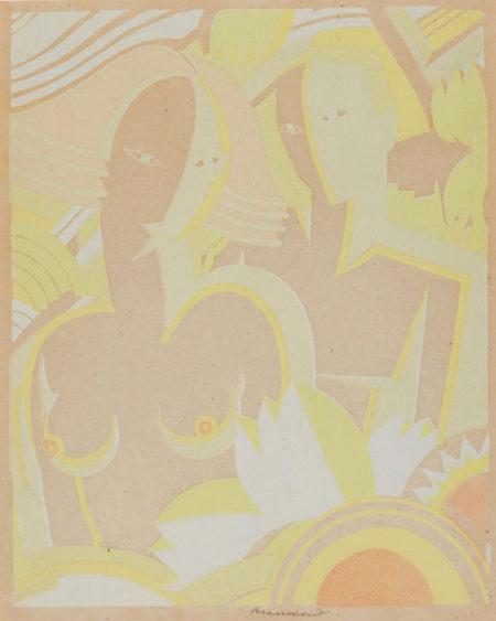 Leonard Beaumont-Garden Of Eden (Dickson 68)-1933