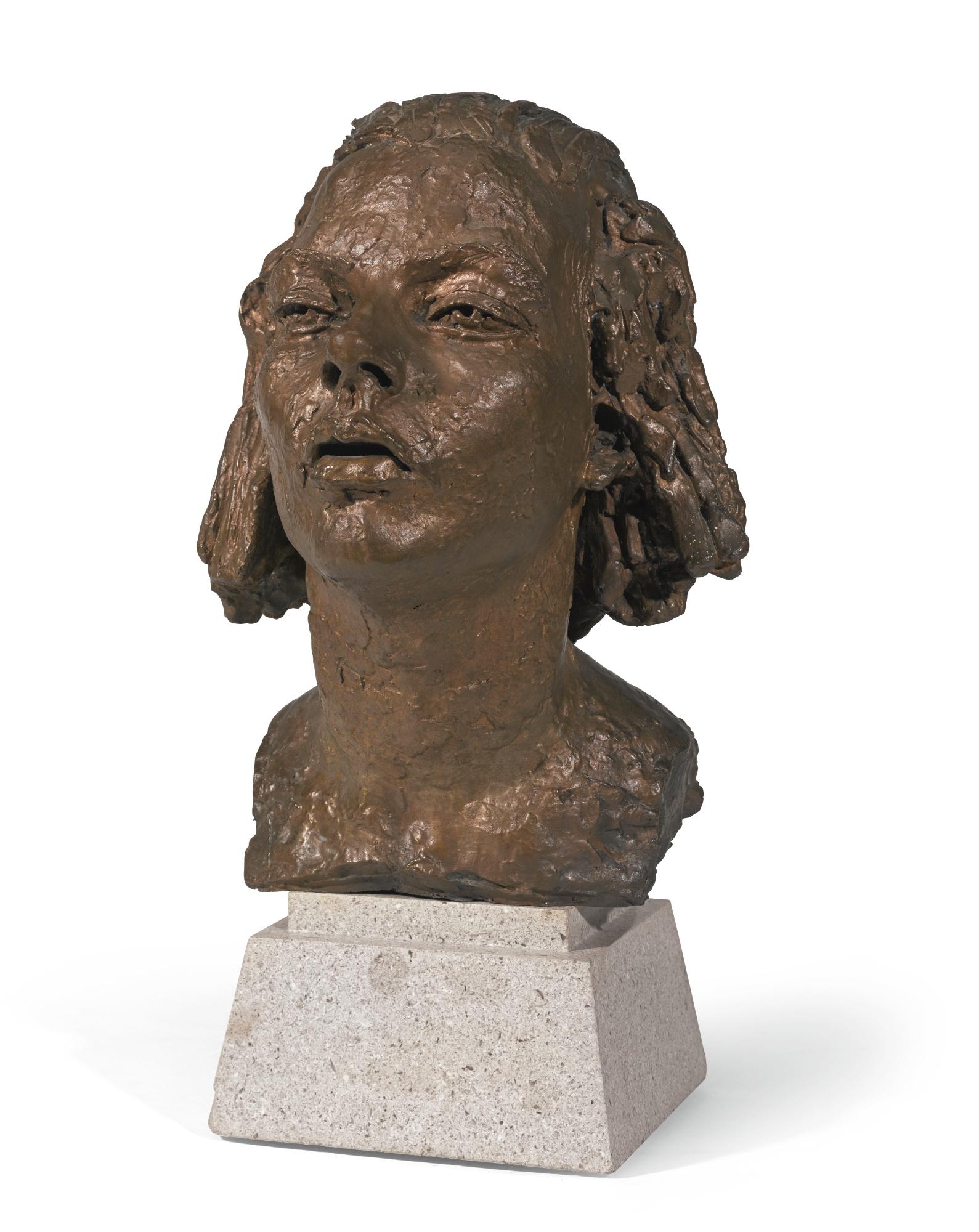 Jacob Epstein-Sheila-1924