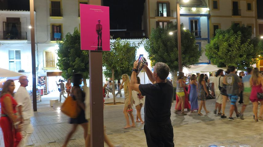 2016 NO FEAR Stefano Terranova Isabello Vento Sam Finn Ibiza Eivissa port