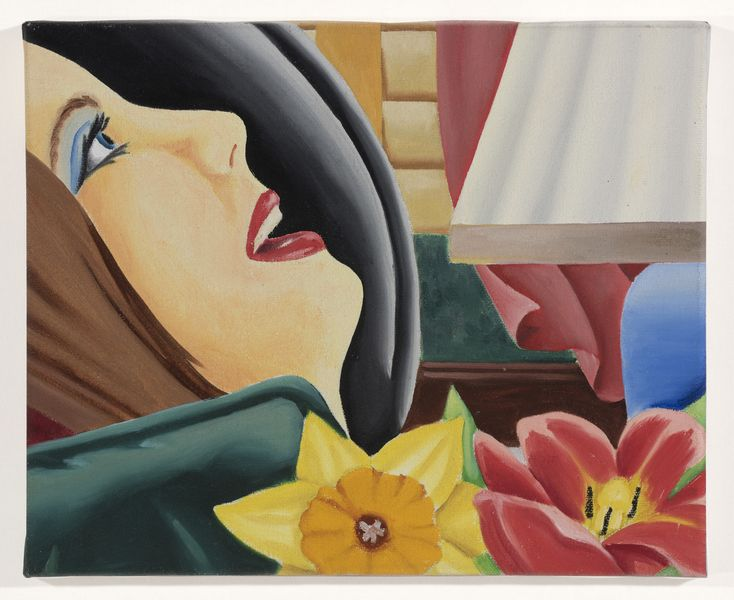 Tom Wesselmann - Study for Bedroom Painting 40, 1977