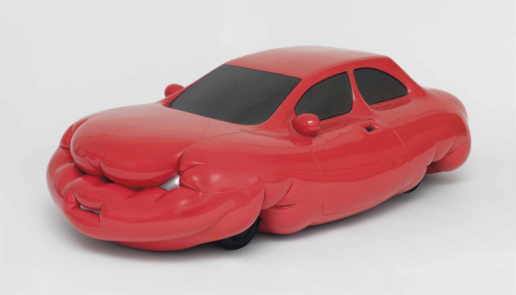 Erwin Wurm-Fat Car-2004