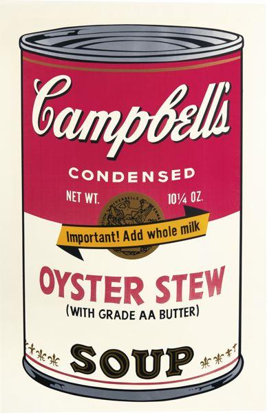 Andy Warhol-Oyster Stew (Feldman & Schellmann Ii.60)-1969