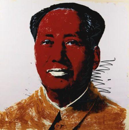 Andy Warhol-Mao (F. & S. II.96)-1972
