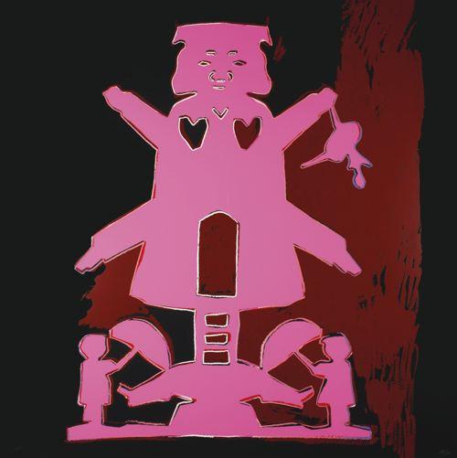 Andy Warhol-Hans Christian Andersen (F. & S. II.395-397)-1987