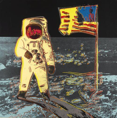 Andy Warhol-Moonwalk (F. & S. II.404)-1987