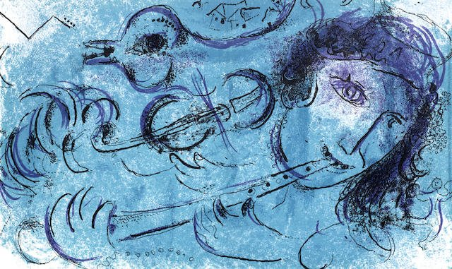 Marc Chagall-Jacques Lassaigne, 2nd edition vol-