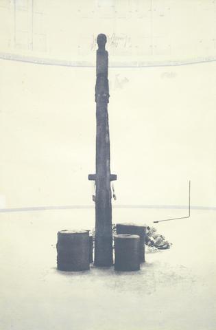 Joseph Beuys-Tramstop-1977