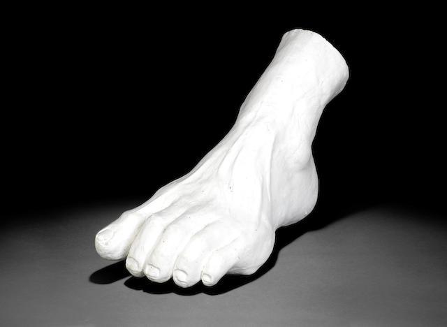Eduardo Paolozzi-Foot-1994