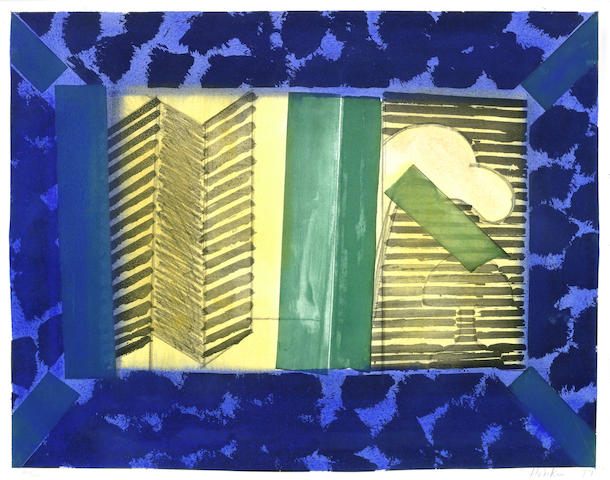 Howard Hodgkin-Nick-1977