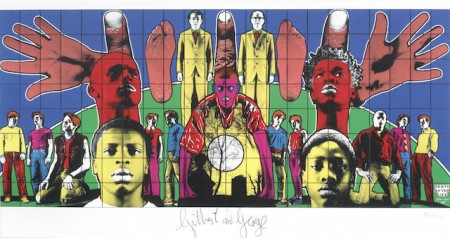 Gilbert and George-Death After Life-2010