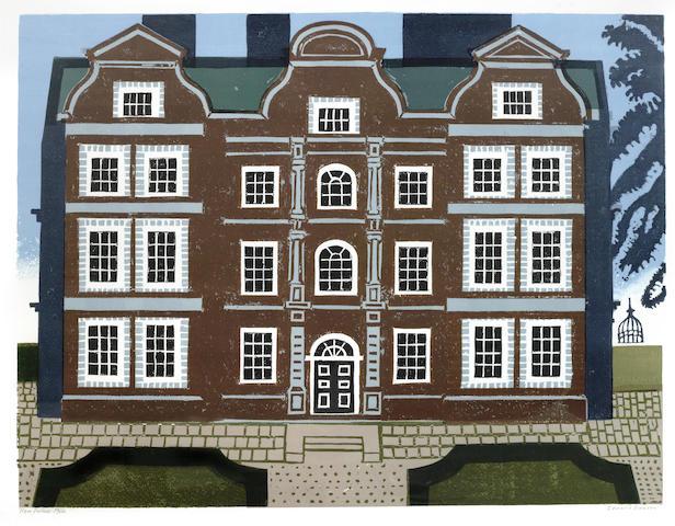 Edward Bawden-Kew Palace-1983