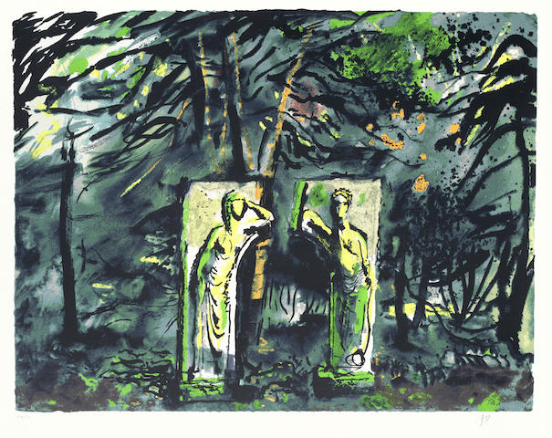 John Piper-Ceres and Proserpine-1990