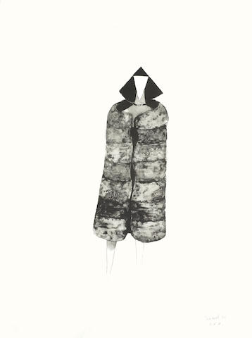 Lynn Chadwick-Cloaked Figure-1971