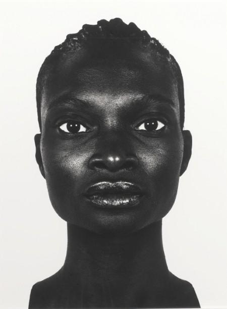 Valerie Belin-Untitled #01080503 (From Black Women I)-2001