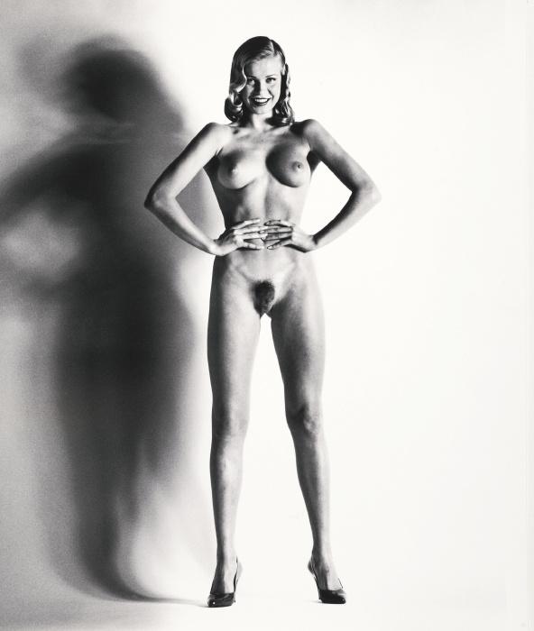 Helmut Newton-Big Nude Una-1993