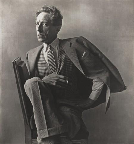 Irving Penn-Jean Cocteau-1949