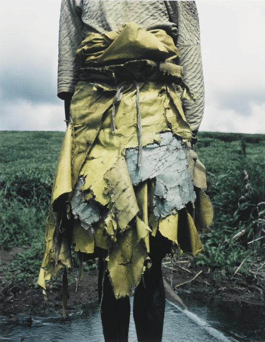 Jackie Nickerson-Paul, Tea Pruner, Malawi-1999