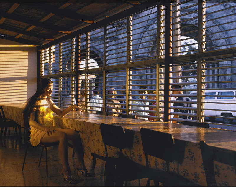 Philip-Lorca diCorcia-W, March 2000, #14 (From Cuba Libre)-2000